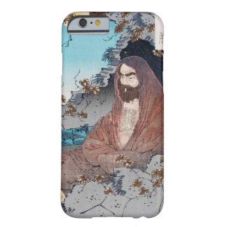 Cool oriental japanese classic master sage art barely there iPhone 6 case