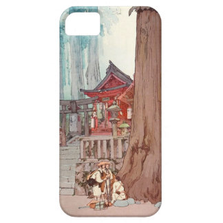 Cool oriental japanese classic temple shrine art case for the iPhone 5