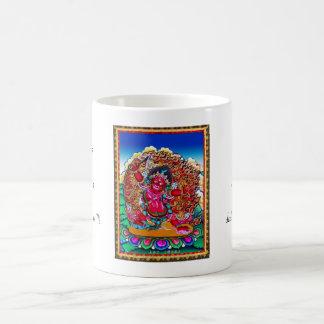 Cool oriental tibetan thangka tattoo Hayagriva Coffee Mug