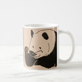 Cool Panda with Shades Coffee Mug