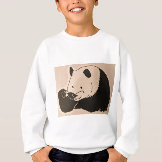 Cool Panda with Shades Sweatshirt