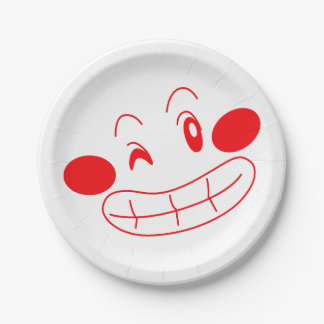 cool paper plate