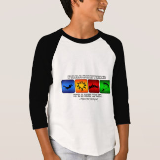 Cool Parachuting It Is A Way Of Life T-Shirt