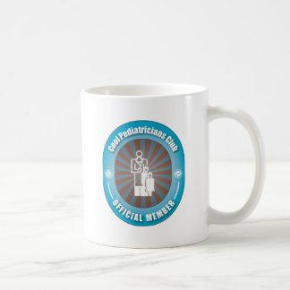 Cool Pediatricians Club Coffee Mug
