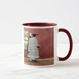 Cool Penguin mug