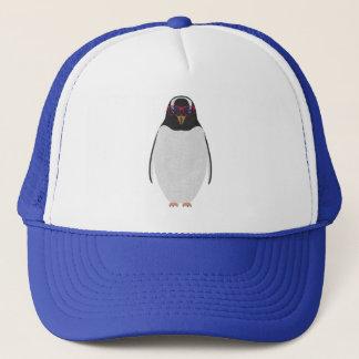 COOL PENGUIN TRUCKER HAT