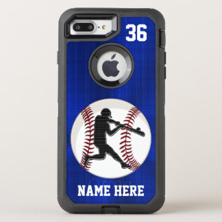 Cool Personalized Baseball iPhone Cases