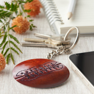 Cool Personalized Football Gifts Cheap Keychain