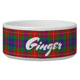 Cool Pets Scottish Clan Fraser of Lovat Tartan