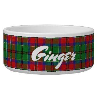 Cool Pets Scottish Clan MacCulloch Tartan