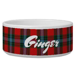 Cool Pets Scottish Clan MacLea Livingstone Tartan