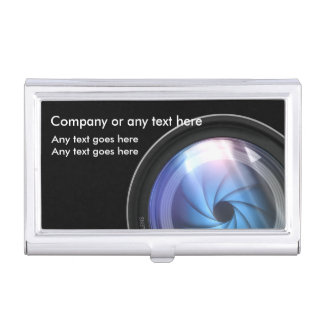 Cool Photography Business Card Cases
