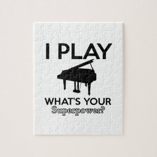 cool piano designs jigsaw puzzle