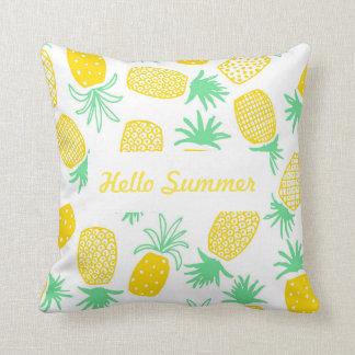Cool Pineapple Pillow