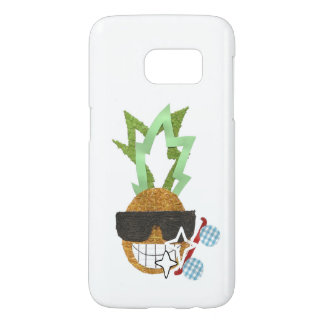 Cool Pineapple Samsung Galaxy S7 Case