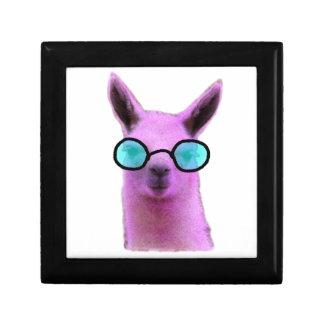 Cool Pink Llama! Gift Box