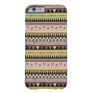 Cool Pinks aztec Andes Pattern iPhone 6 case Barely There iPhone 6 Case