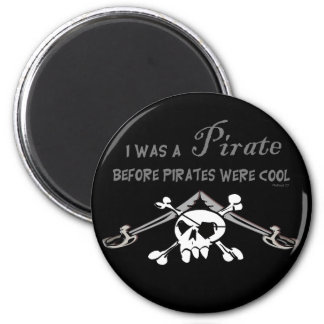 Cool Pirate Magnet