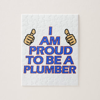cool plumber designs jigsaw puzzle