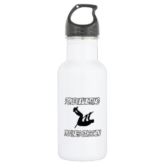 Cool POLE VAULTING designs 532 Ml Water Bottle
