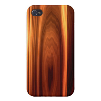 Cool Polished Wood Look iPhone 4 Cover