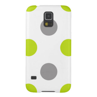Cool Polka Dots Pattern Galaxy S5 Cover