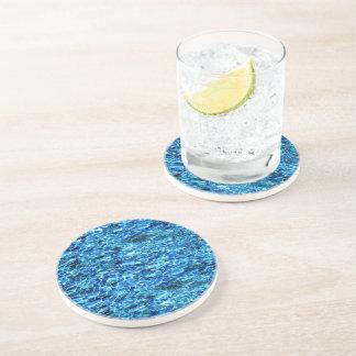 Cool pool water tiles HFPHOT24 Coaster