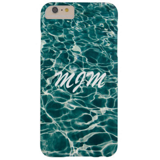 Cool Pool Waves Barely There iPhone 6 Plus Case