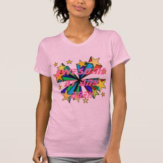 Cool Pop Art Stars Design Tee Shirts