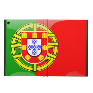 Cool Portugal Flag colourful Country Nationality f iPad Air Cover
