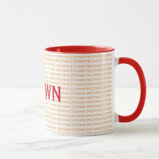 Cool Provincetown Coffee Mug