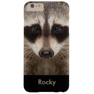 Cool Raccoon Animal Design Barely There iPhone 6 Plus Case