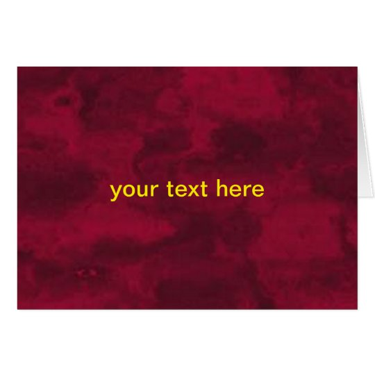 Cool red abstract marble texture background card