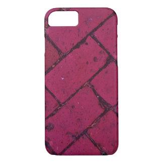 Cool Red Brick iPhone 7 case