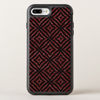 Cool Red Glitter OtterBox iPhone 8 /7 Plus  Case
