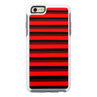 COOL Red Lined Pattern OtterBox iPhone 6/6s Plus Case