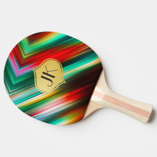 Cool, Retro & Edgy Reflections No. 29 Ping Pong Paddle