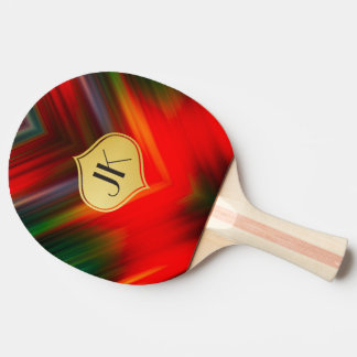 Cool, Retro & Edgy Reflections No. 31 Ping Pong Paddle