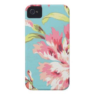 Cool Retro Floral iPhone 4 Case