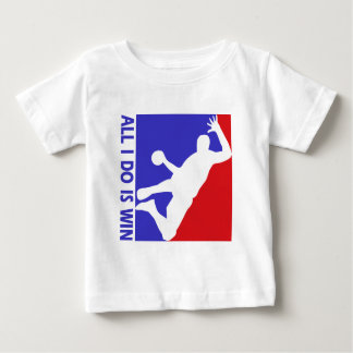 Cool Rhythmic handball designs Baby T-Shirt