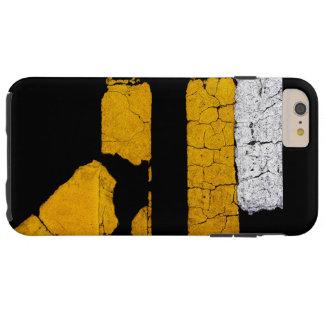 Cool Road Paint Art Tough iPhone 6 Plus Case