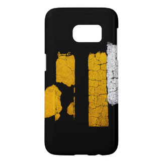 Cool Road Paint Samsung Galaxy S7 Case