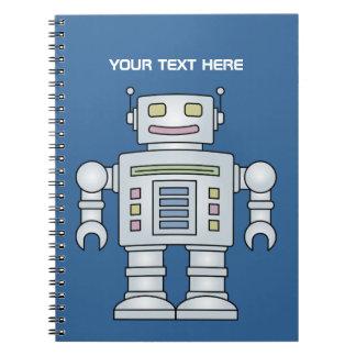 Cool Robot notebook | School supplies for kids