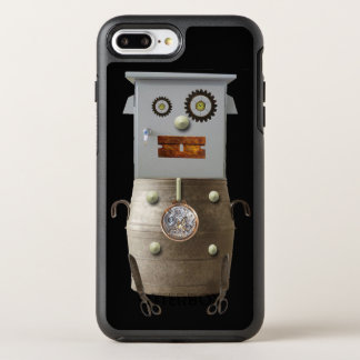 Cool Robot Sci Fi Phone Case