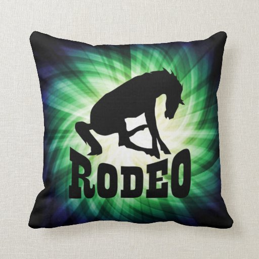 Cool Rodeo Pillow