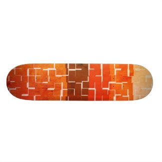 Cool Rustic Autumn Colors Skate Decks