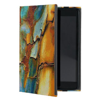 Cool Rusty Paint Rust Paintwork Cracked texture Cover For iPad Mini