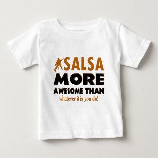 Cool Salsa designs Baby T-Shirt