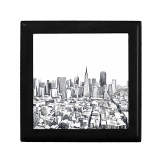 Cool San Francisco SF Citiscape Gift Boxes