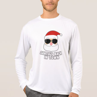 Cool Santa's Back In Town T-Shirt